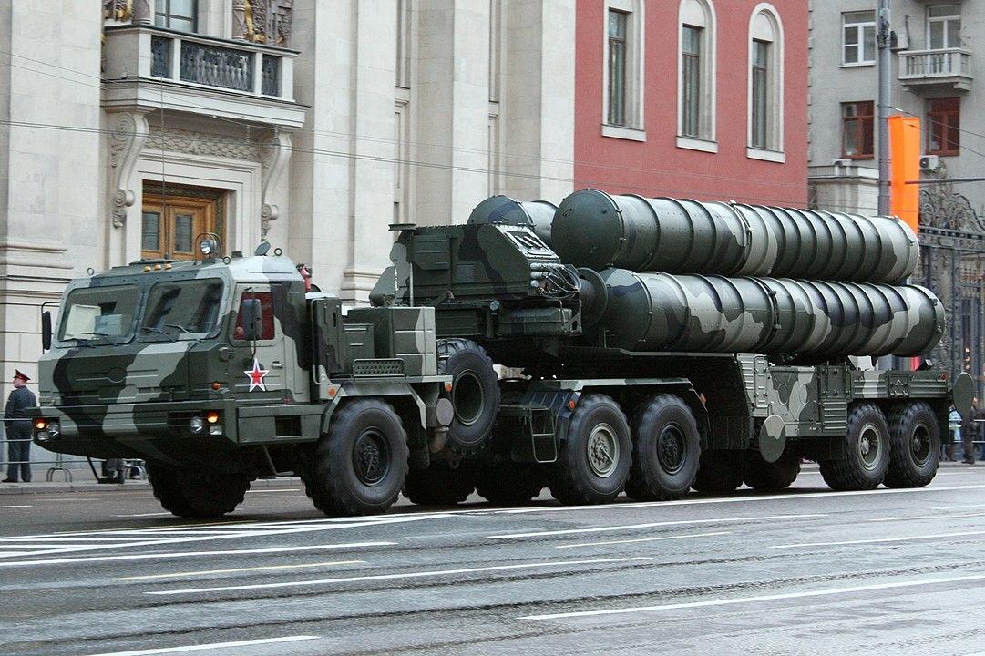 Названы причины смертоносности российского зенитного комплекса С-400
