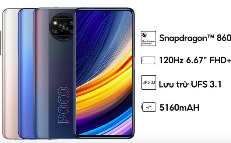 Новый Xiaomi Poco X3 Pro раскрыт полностью