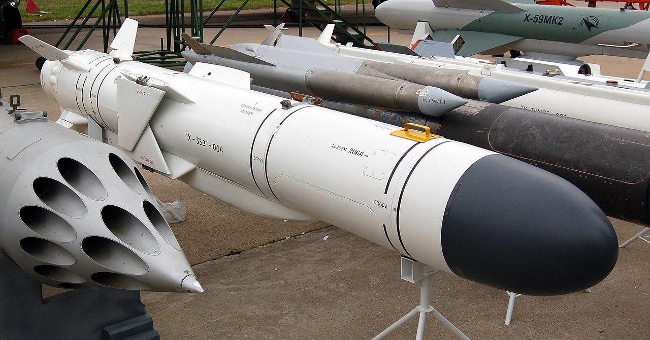 Названы отличия российской модели ракеты Х-35 от украинской