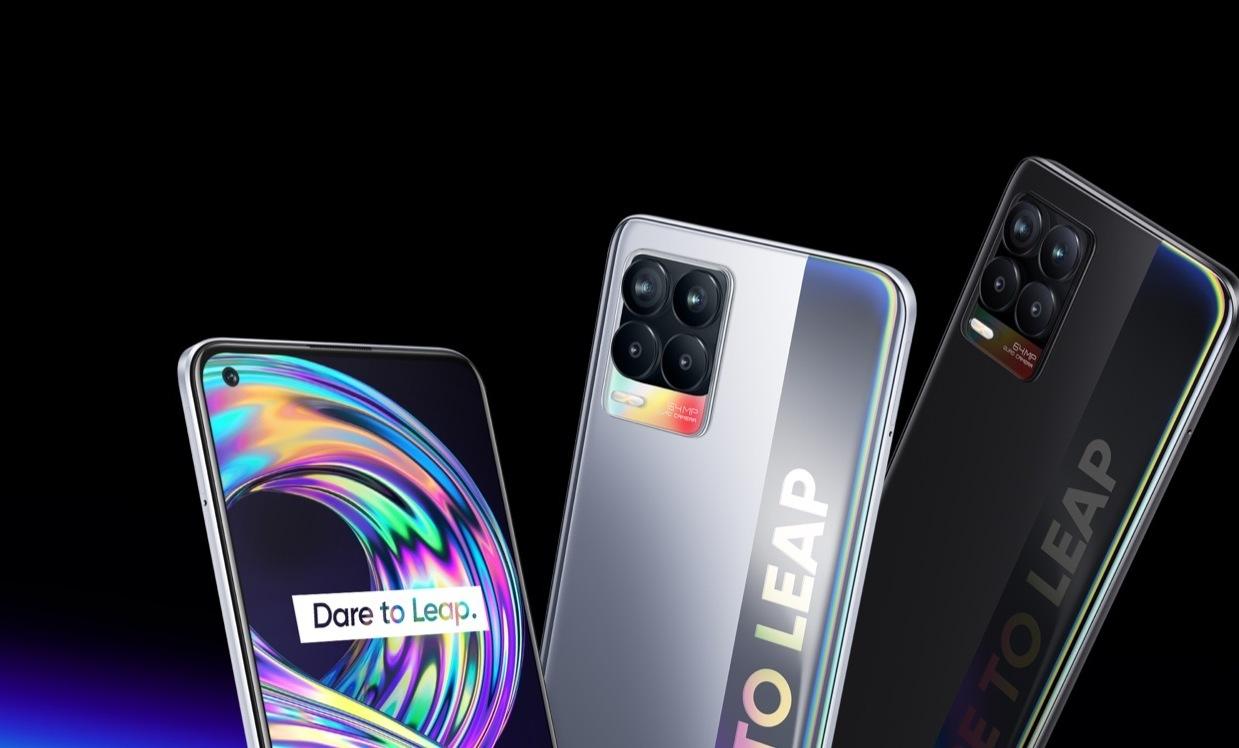 Realme выпустила два бюджетных смартфона