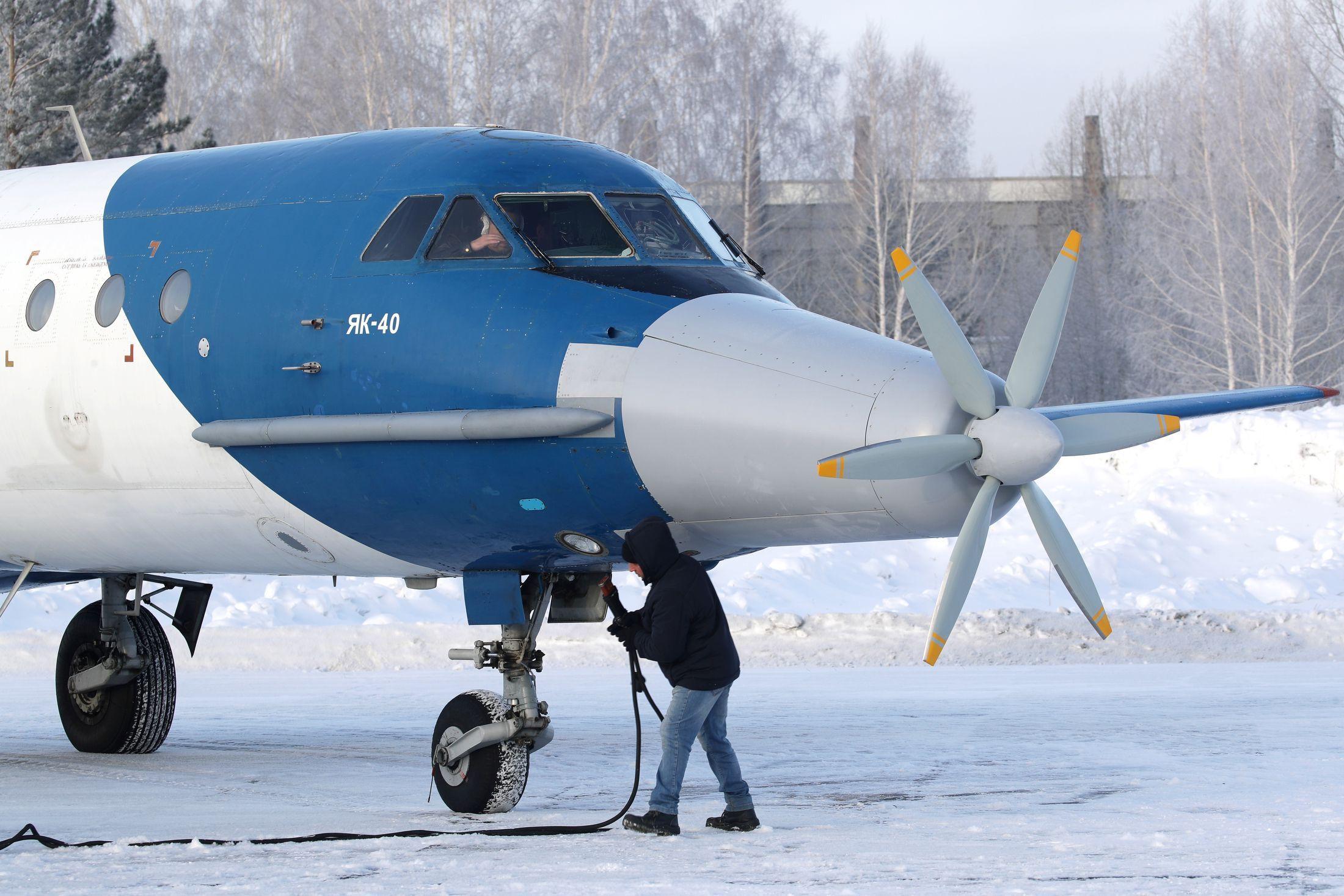 Летом 2021 года будет показан первый российский электросамолет