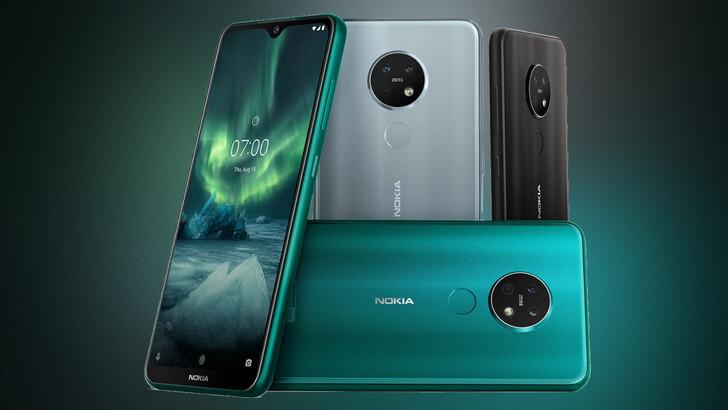 Раскрыты подробности смартфонов Nokia с грядущей апрельской презентации