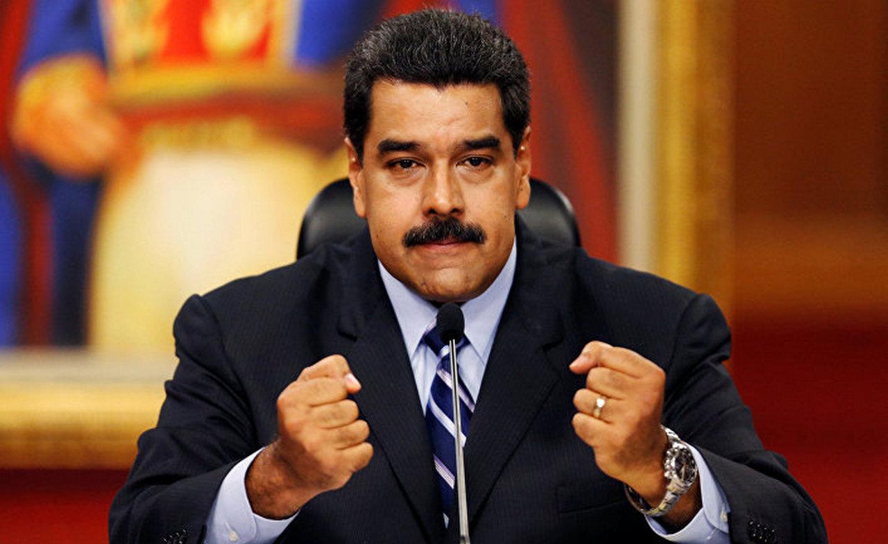 Facebook временно заморозила страницу президента Венесуэлы