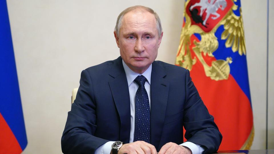 Путин предложил ввести всемирный закон по контролю за деятельностью в интернете