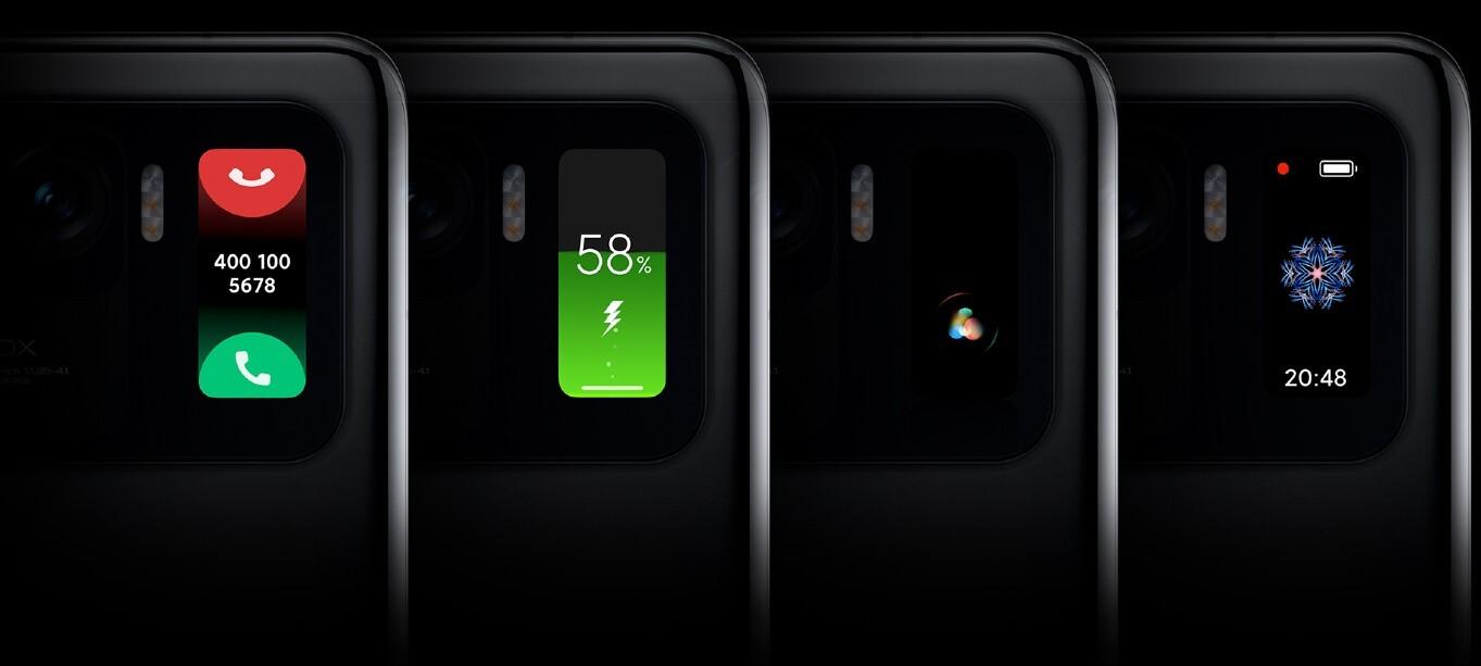 Флагманский Xiaomi Mi 11 Ultra работает больше двух дней с 10% зарядки