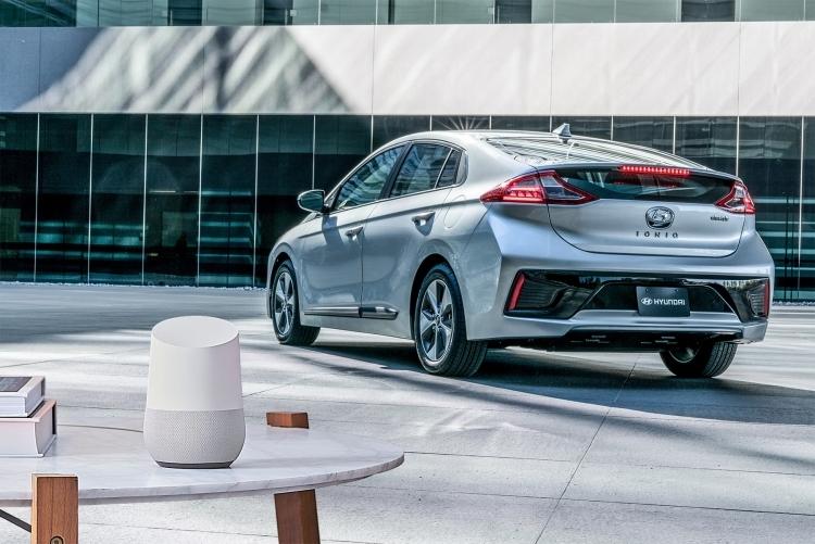 Hyundai прокомментировала слухи о совместной с Google разработке автомобиля