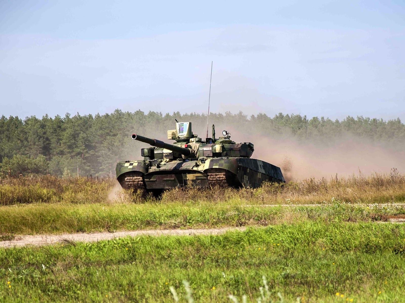 Украинских танкостроителей лишили зарплат