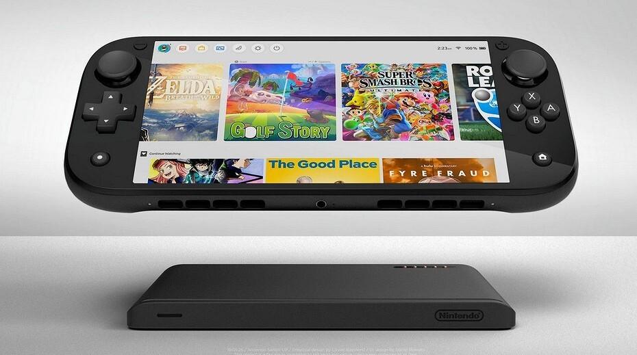 Nintendo «засветила» новую портативную Switch Pro в свежем обновлении прошивки