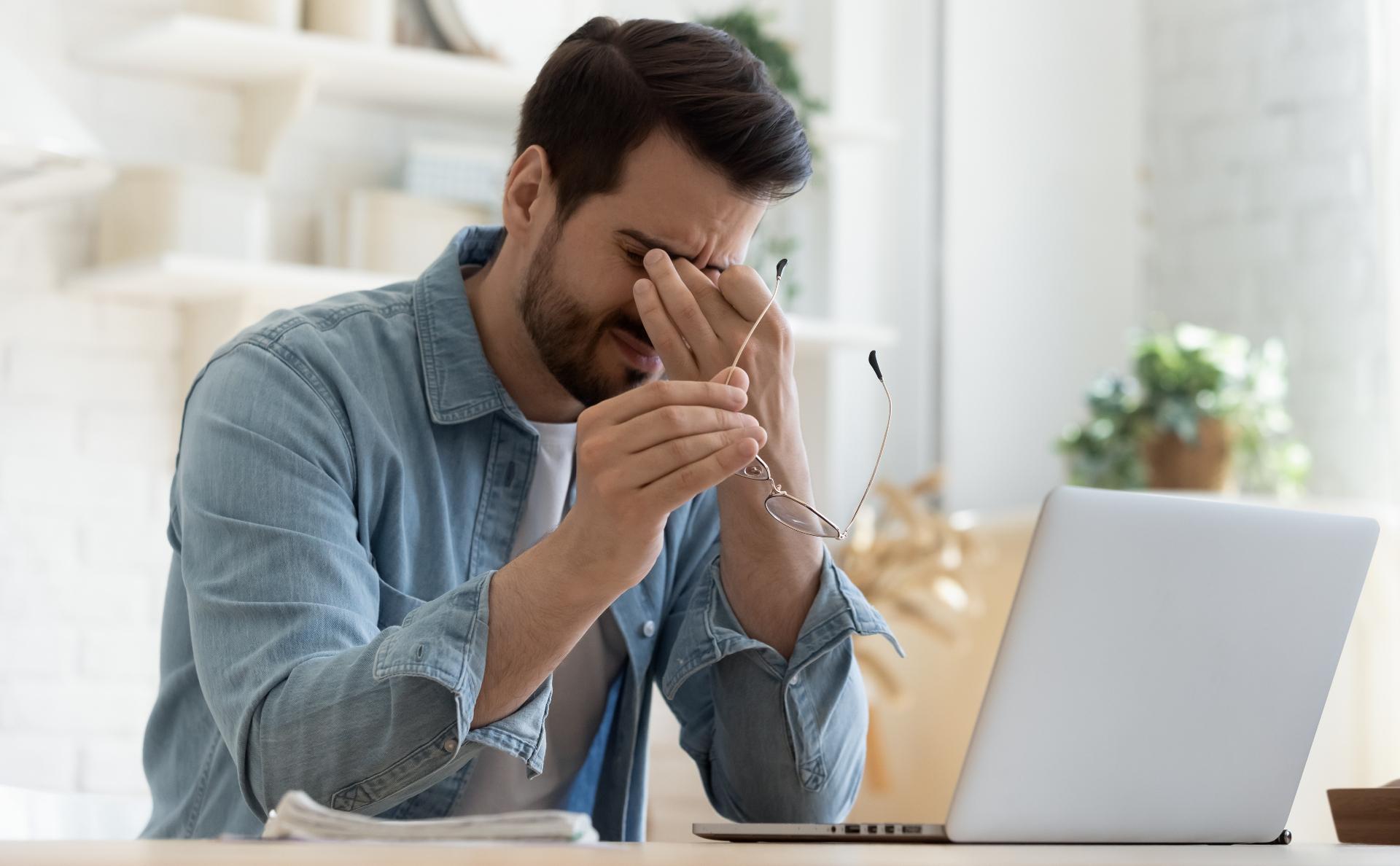 Перечислены последствия стресса для здоровья