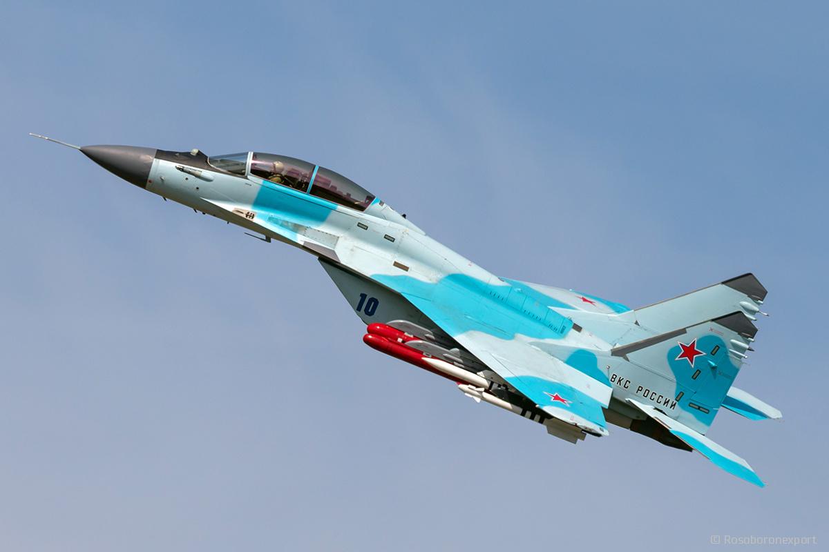 Российский истребитель МиГ-35 оснастят интеллектуальной системой распознавания целей