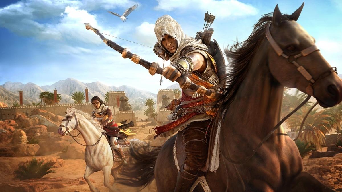 Ubisoft запустил большую распродажу игр со скидками до 85%