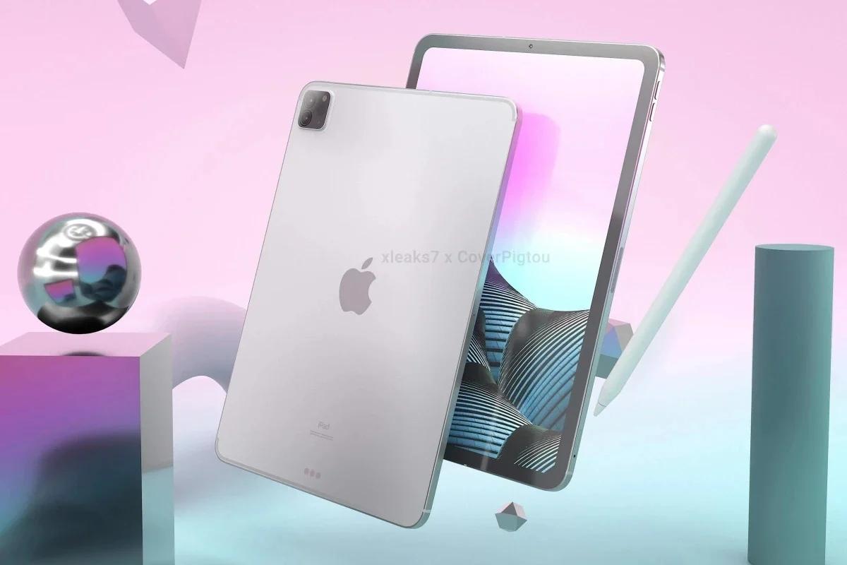 Новое поколение iPad Pro представят до конца апреля