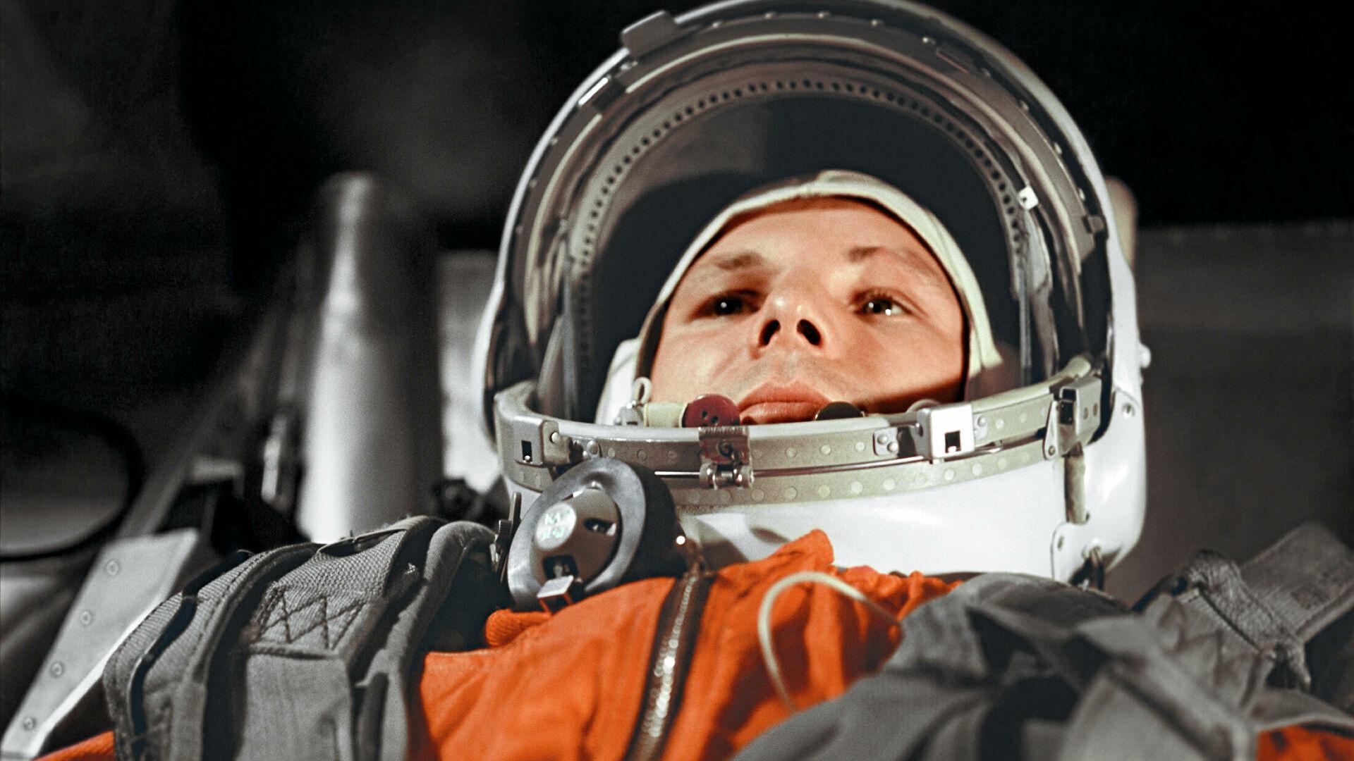 Google выпустил видепослание Гагарину в честь Дня космонавтики
