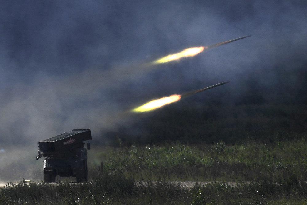 В России создадут лёгкую реактивную систему залпового огня