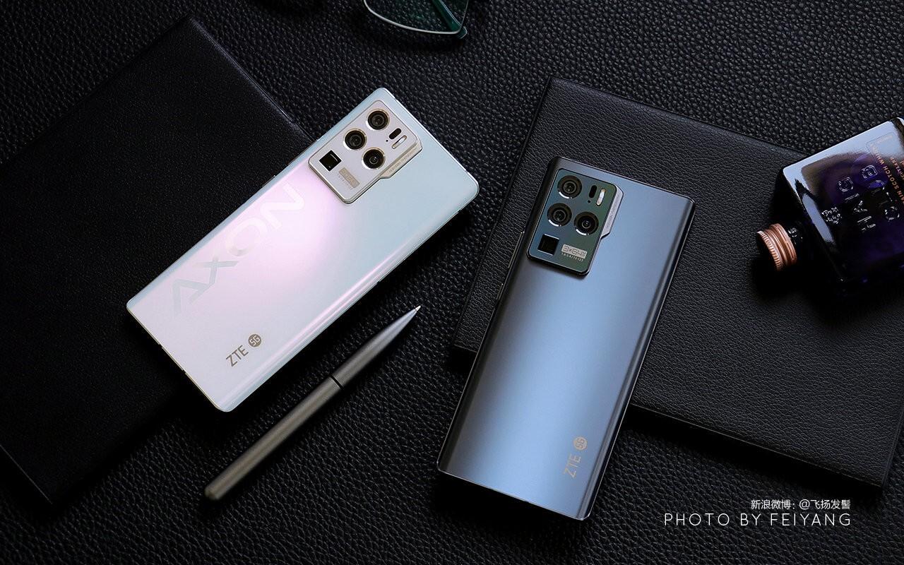 Представлен смартфон сразу с тремя 64-Мп камерами