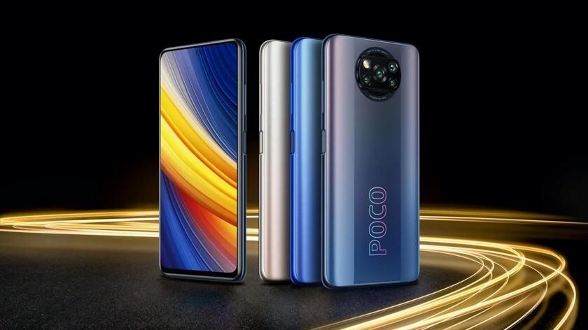 Флагманский Xiaomi Poco X3 Pro продается со скидкой
