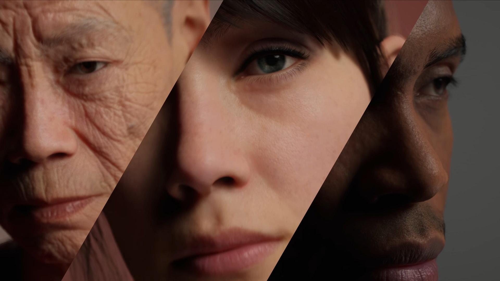 Epic Games открыла частичный доступ к инструменту для создания реалистичных трёхмерных людей
