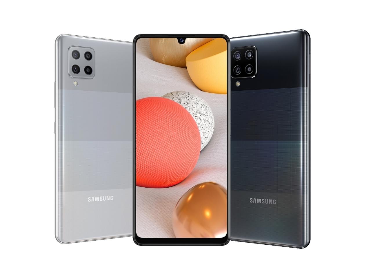 Раскрыта внешность и дата анонса нового Samsung Galaxy M42 5G
