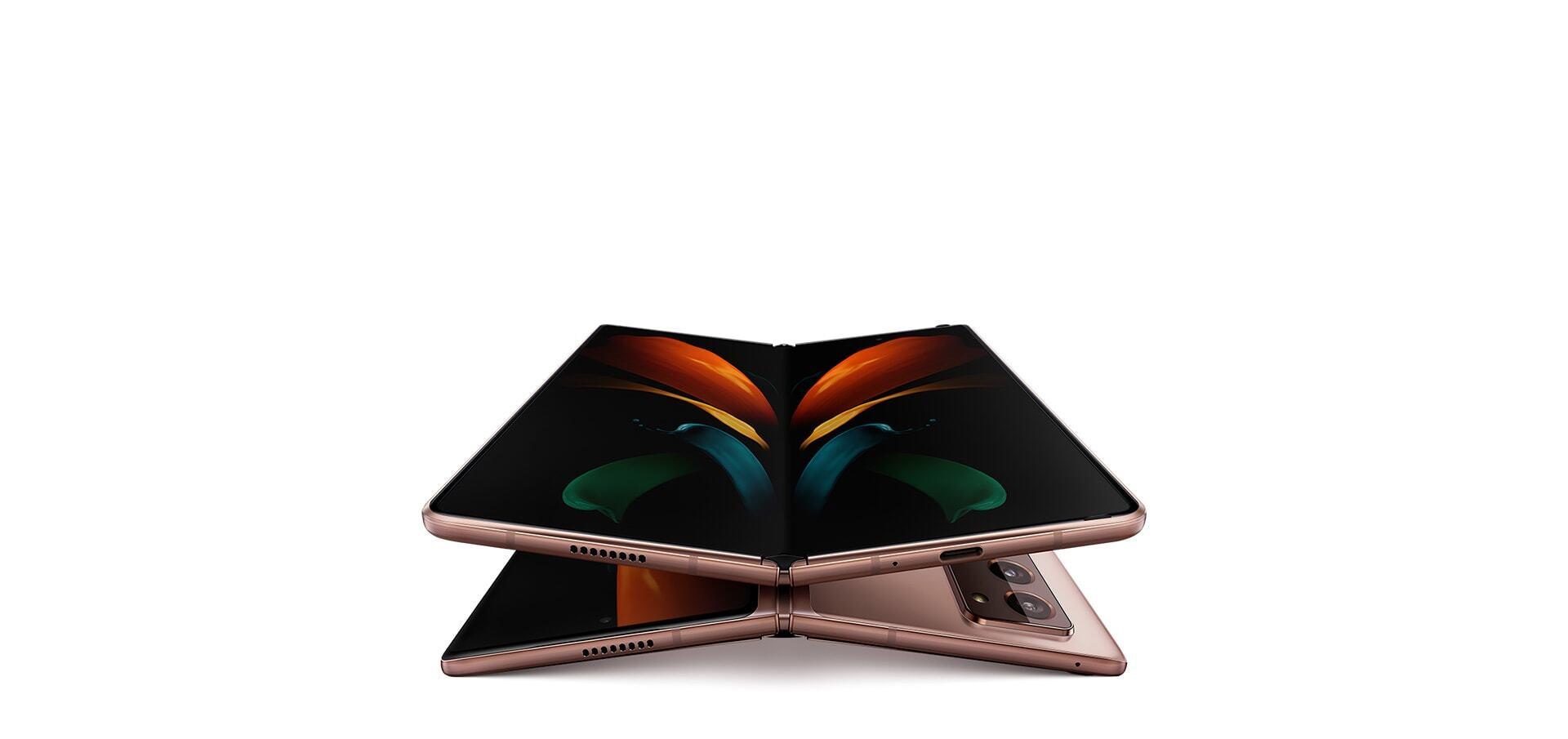 Новый гибкий смартфон Samsung получит секретный процессор