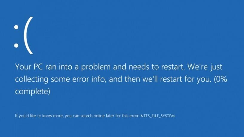 Пользователи начали жаловаться на синий экран смерти после планового обновления Windows 10