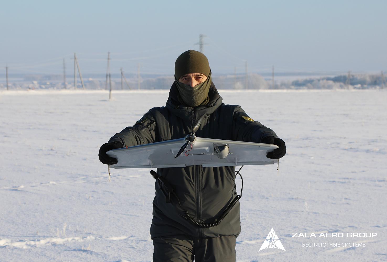 Беспилотники назвали военным преимуществом России в Арктике