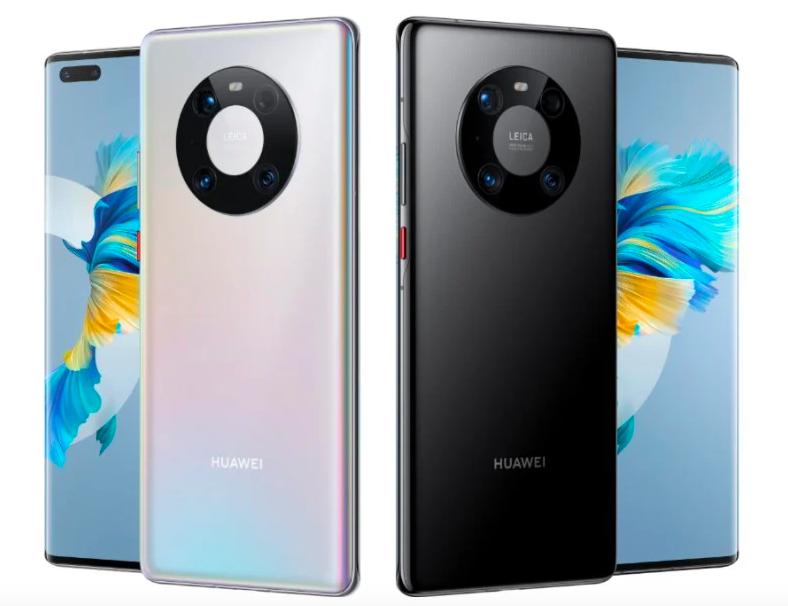 Huawei выпустила удешевлённые версии флагманов Mate 40 Pro и Mate X2