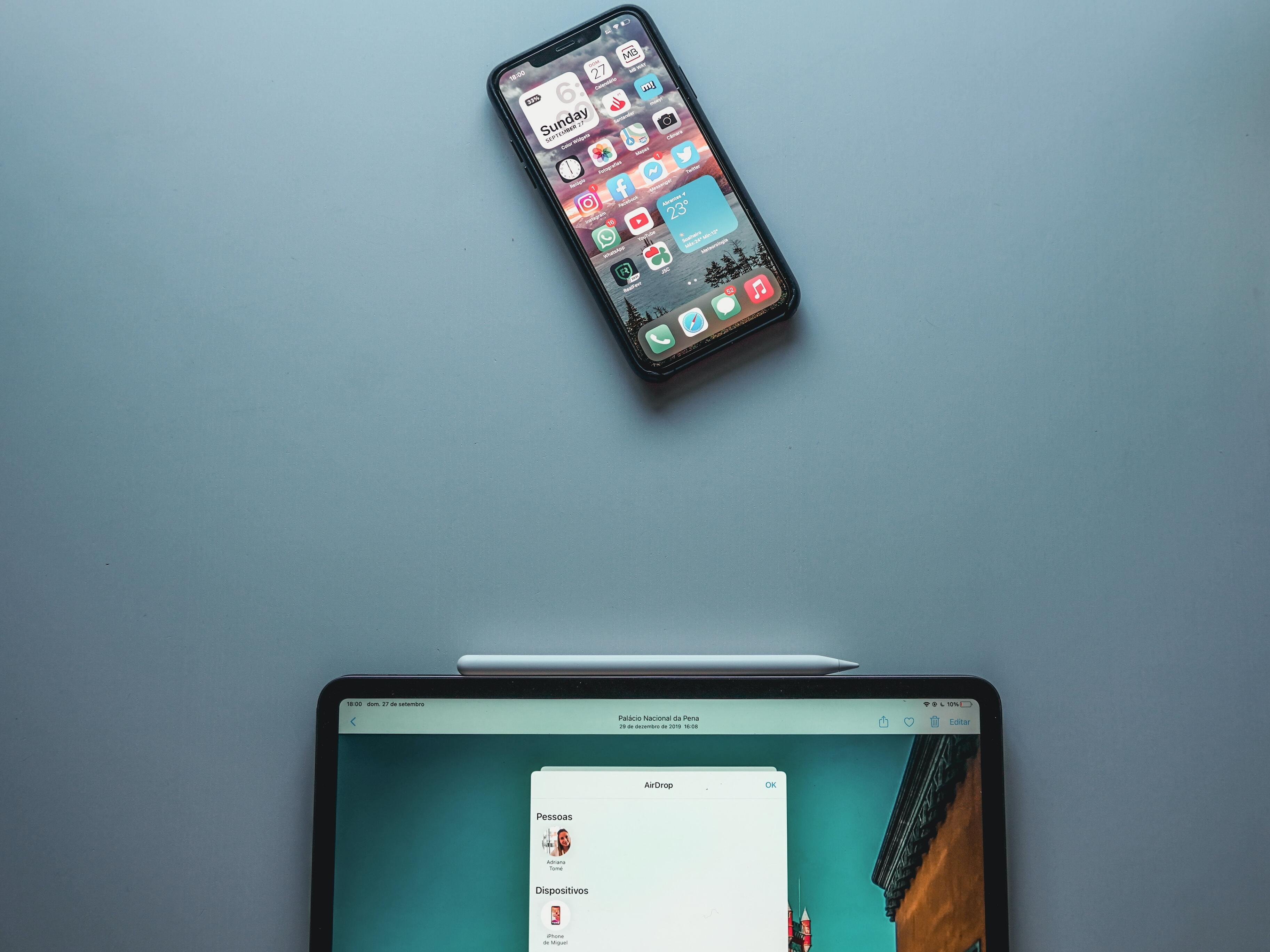 1,5 млрд устройств Apple столкнулись с уязвимостью в AirDrop