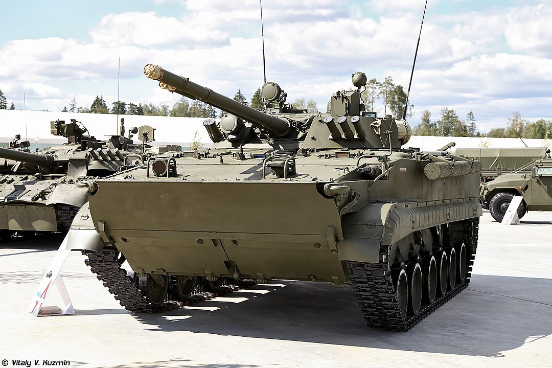 В России создадут комплекс боевых роботов