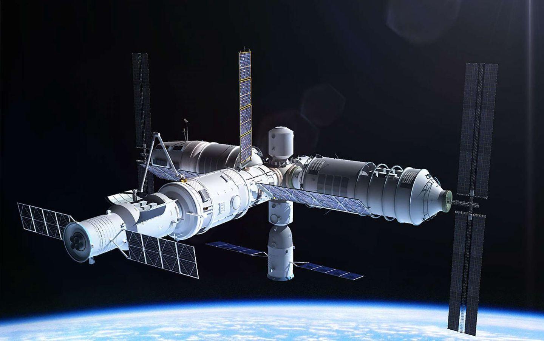 Китай начал запуск собственной космической станции