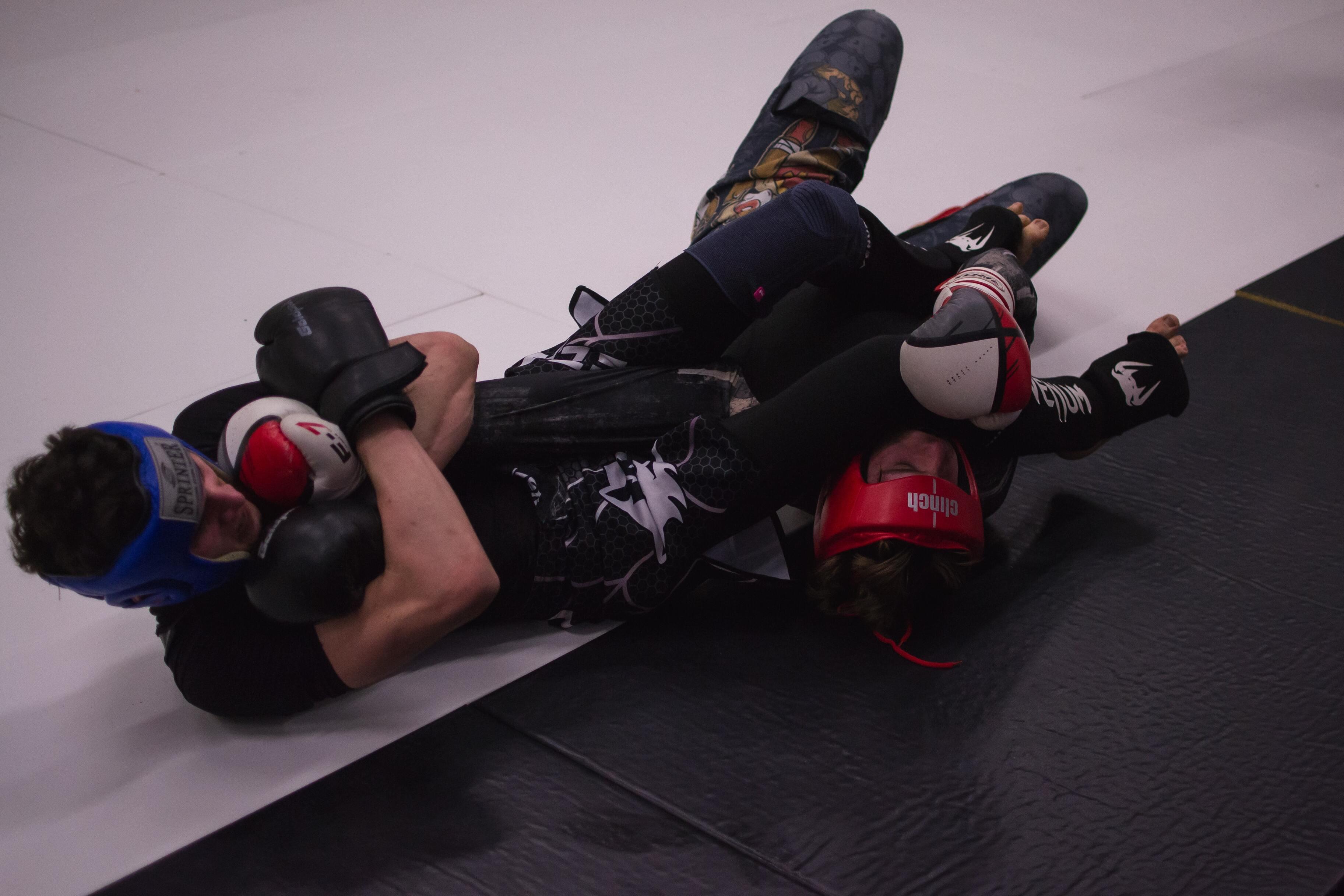 В космосе запустят бои MMA