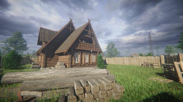 Выпущена игра симулятор одиночества в русской деревне