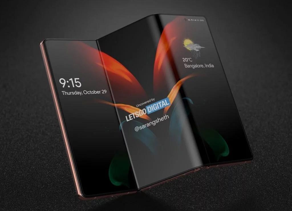 Новый гибкий смартфон Samsung получит подэкранную камеру