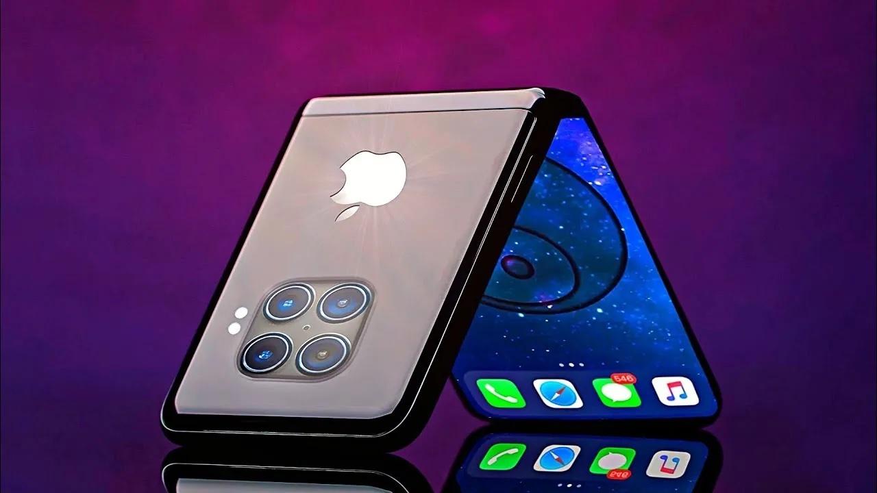 Apple представит первый гибкий iPhone в 2023 году