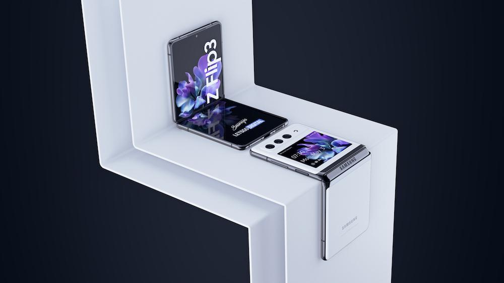 Раскрыта дата анонса новой складной раскладушки Samsung Galaxy Z Flip 3