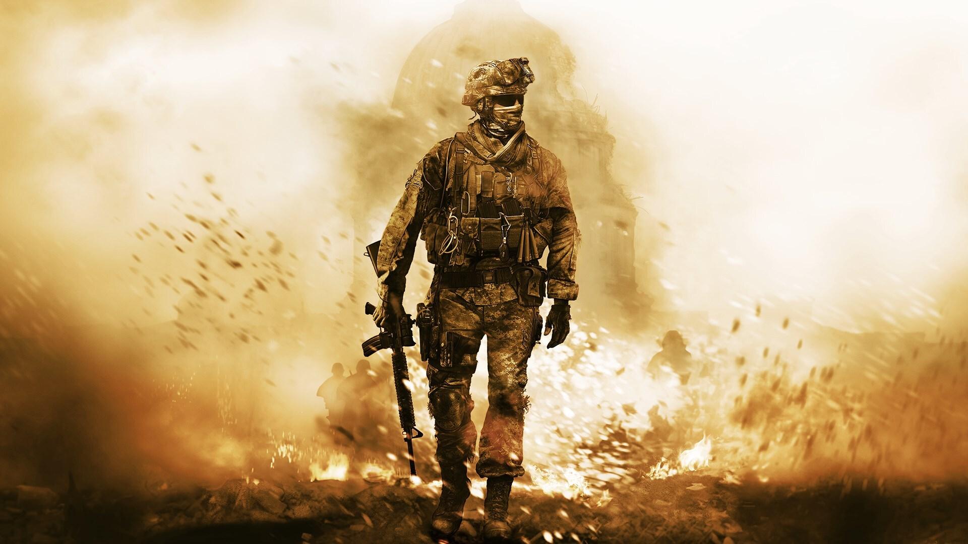 Игры серии Call of Duty продают со скидками