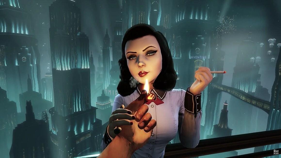 Steam распродает BioShock с большими скидками