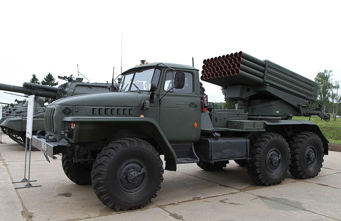 Российская реактивная система залпового огня получит новую высокоточную управляемую ракету