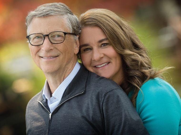 Бывшая жена Билла Гейтса получила после развода акций на 222 миллиарда рублей