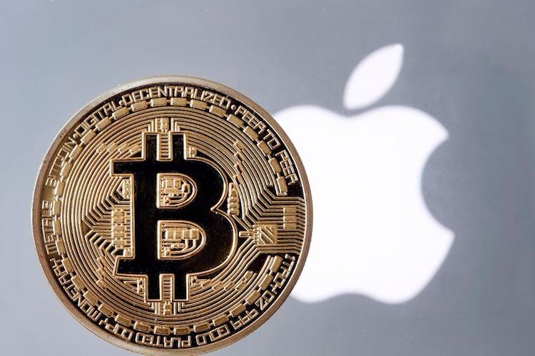 Apple планирует запустить связанный с криптовалютой проект