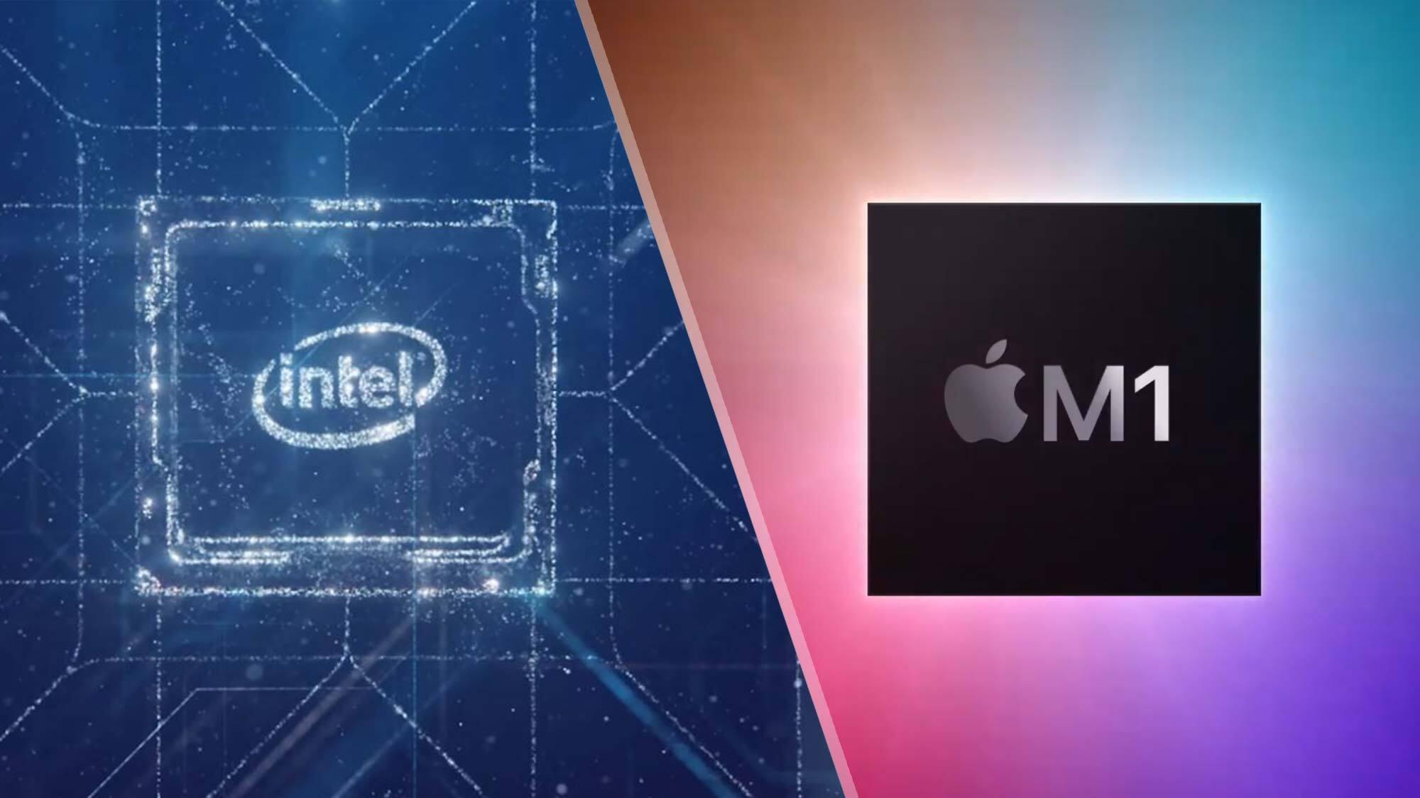 Intel публично раскритиковала производительность играх компьютеров Apple на мобильном чипе M1