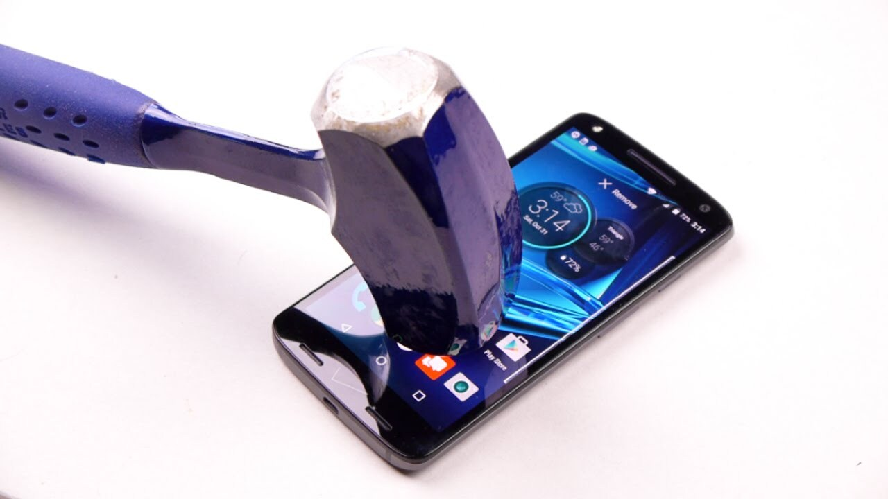 Раскрыты характеристики первого неубиваемого смартфона Motorola