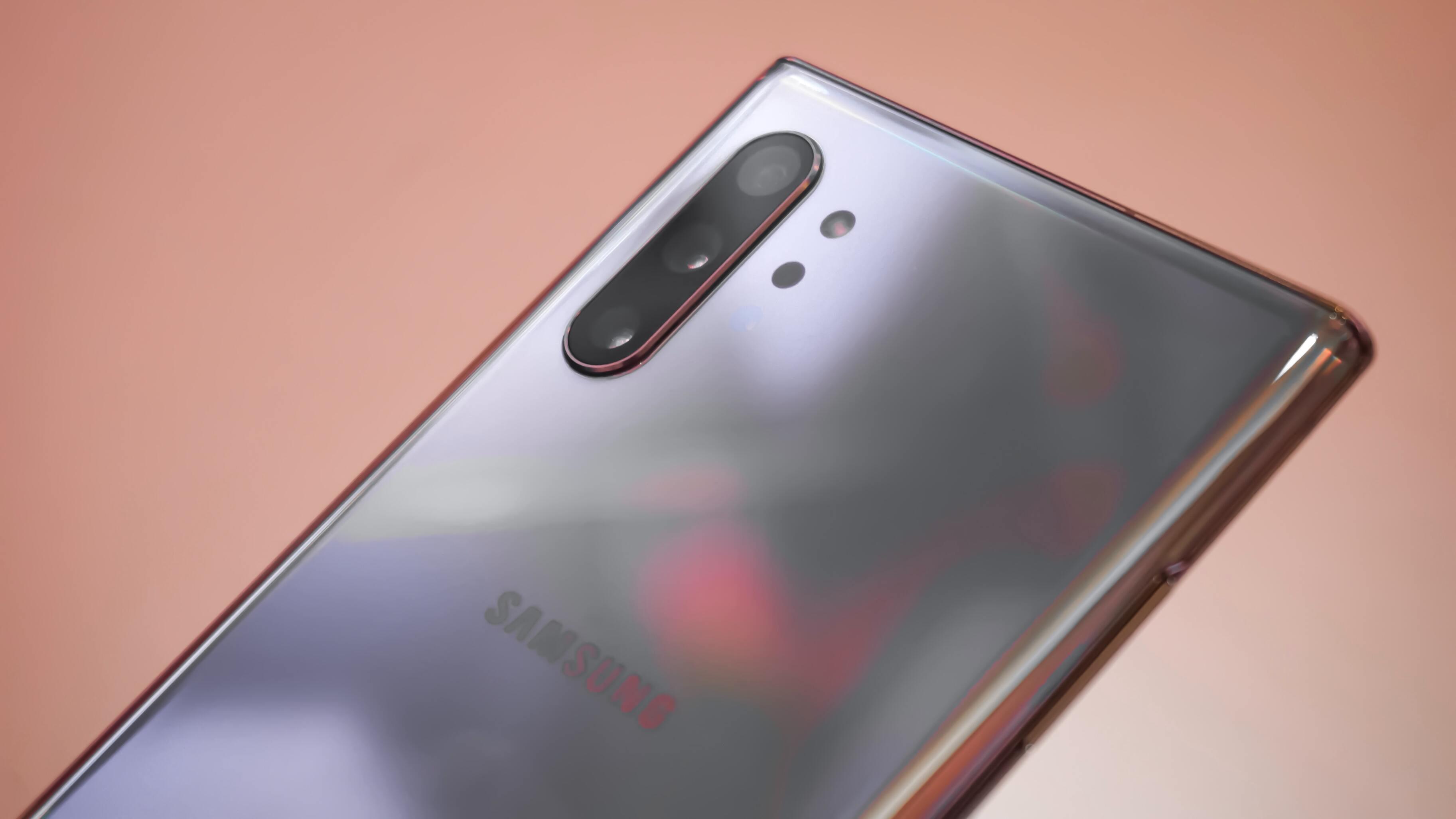 Обновлённый смартфон Samsung Galaxy Note может выйти только в 2022 году