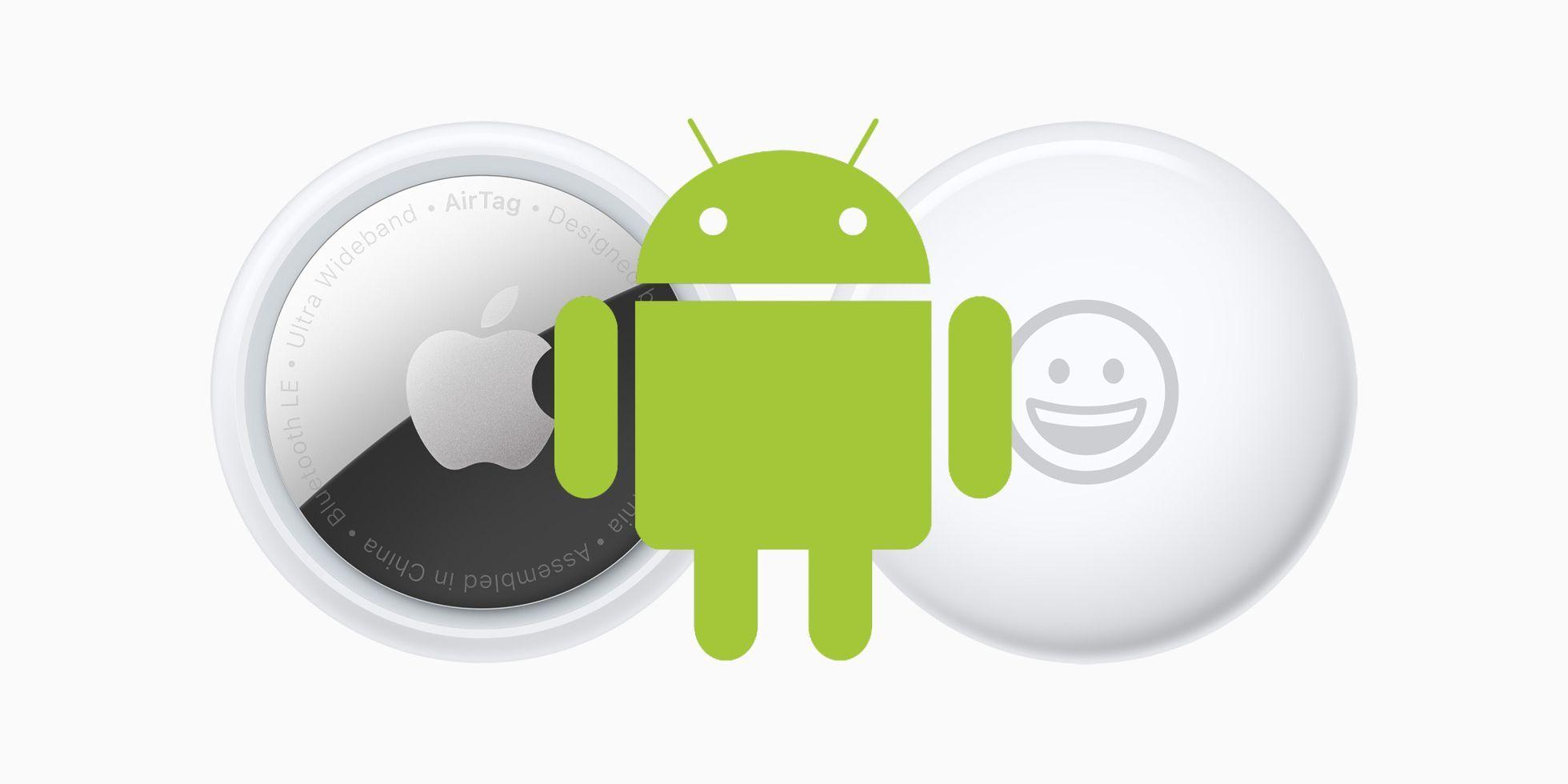 Apple подтвердила разработку Android-приложения для своих меток AirTag