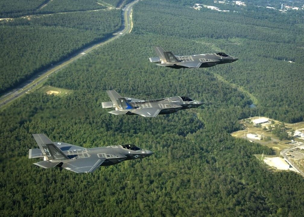 Пентагон отказался покупать истребители F-35