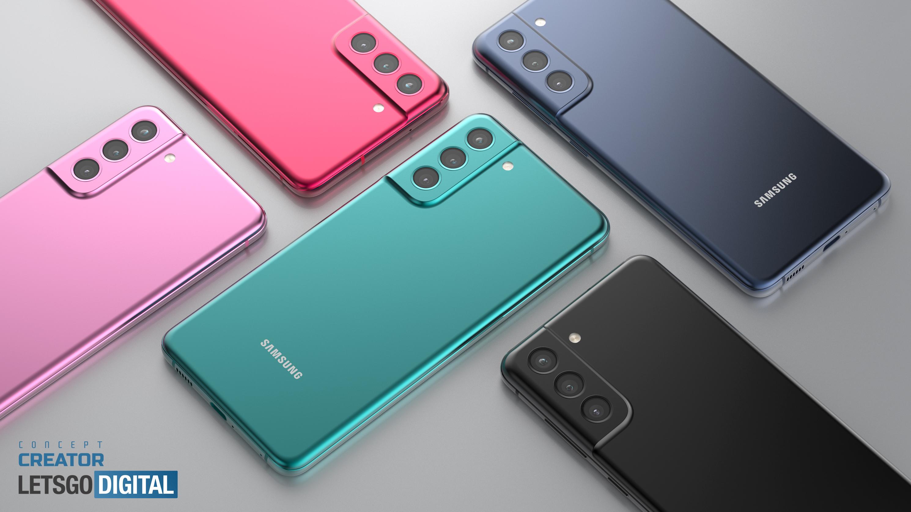 Новый доступный флагман Samsung Galaxy S21 FE будет почти на 200 долларов дешевле предшественника