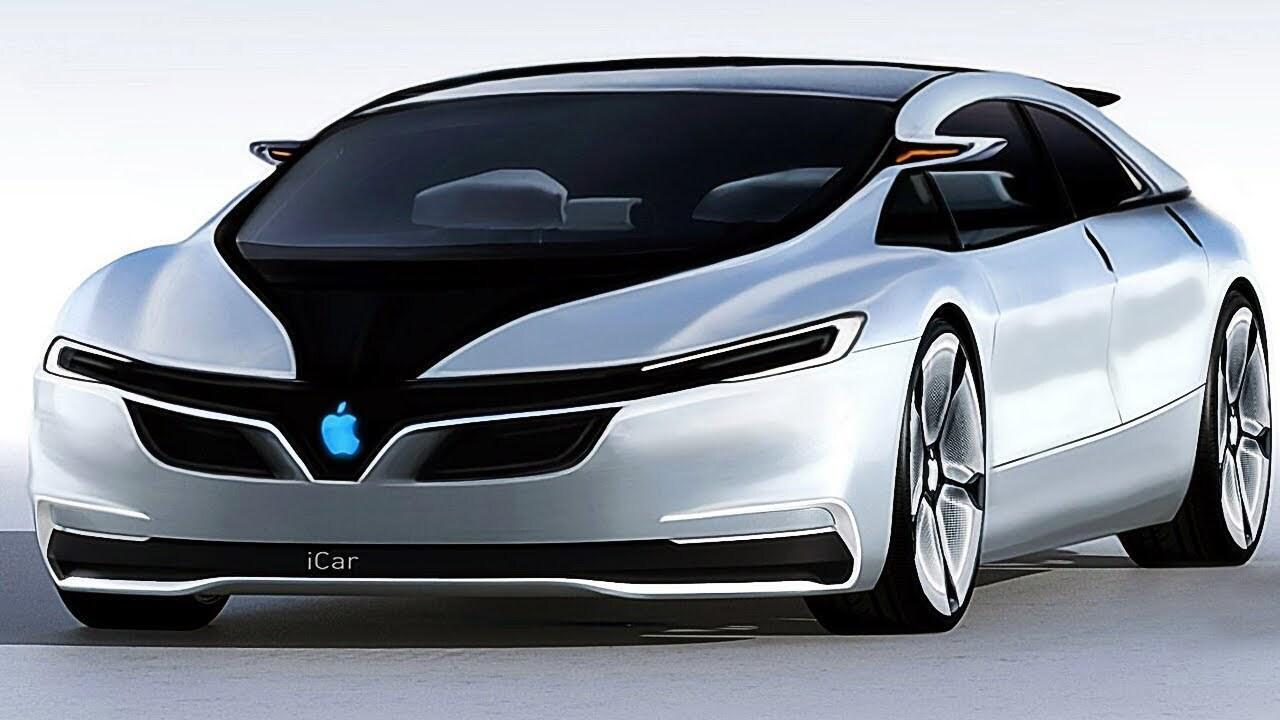 Apple купит у китайцев батареи для своего электромобиля