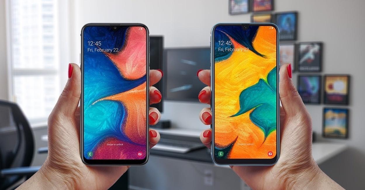 Samsung обновила до Android 11 российские версии двух недорогих смартфонов
