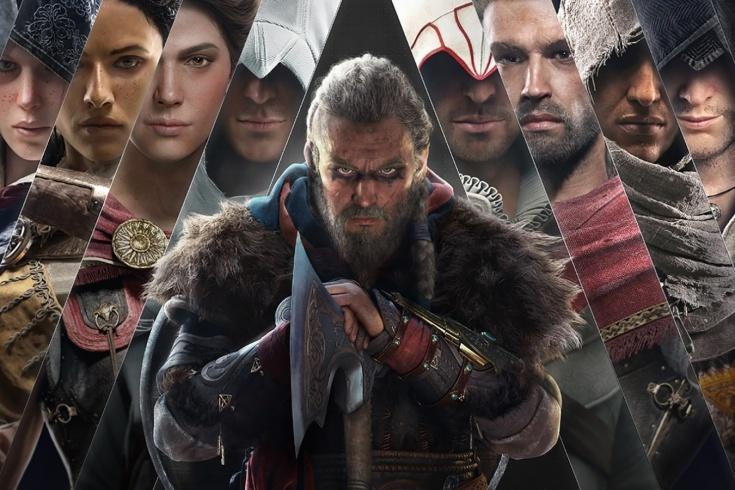 Ubisoft работает над самой большой игрой серии Assassins Creed
