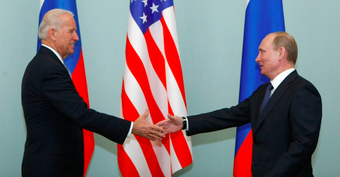Байден проведёт жёсткие переговоры с Путиным по поводу хакерских атак