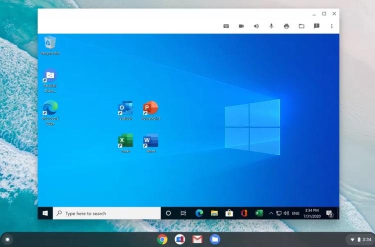 Google начнёт обновлять свой аналог Windows так же часто, как и браузер Chrome